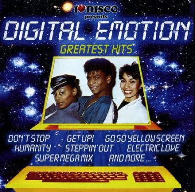 Digital Emotion - Greatest Hits (I Love Disco Presents - Masters Collection)