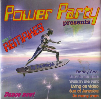 Power Party presents Remakes Mix