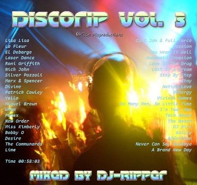 DJ Ripper - Disco Rip Mix 03 [2011]