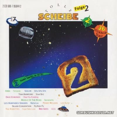 Tolle Scheibe vol 02 [1991] / 2xCD