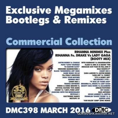 DMC Commercial Collection 398 [2016] March / 2xCD