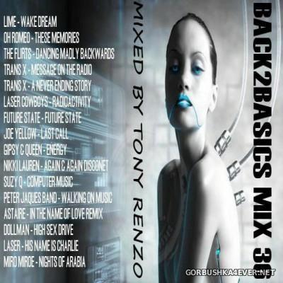 Back2Basics Italo Mix vol 36 [2016] by Tony Renzo
