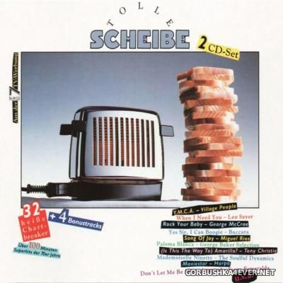 Tolle Scheibe vol 01 [1990] / 2xCD
