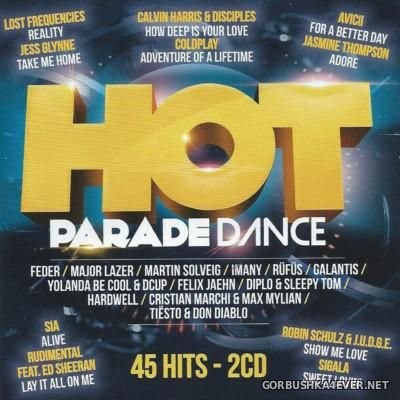 Hot Parade Dance 2016 / 2xCD