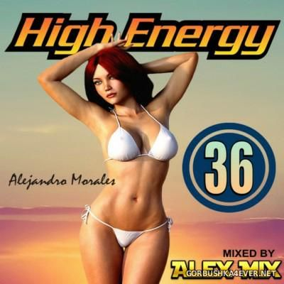 DJ Alex Mix - High Energy Mix 36 [2016]