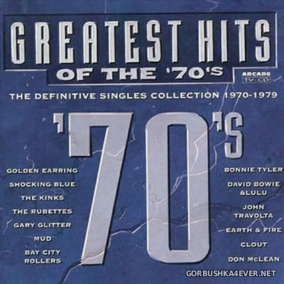 Greatest Hits Of The 70's (The Definitive Singles Collection 1970-1979) [1995] / 3xCD