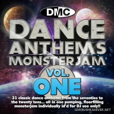 [DMC] Monsterjam - Dance Anthems vol 1 [2014] Mixed by DJ Ivan Santana