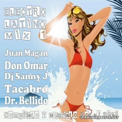 DJ Pich - Electro Latino Mix 2012
