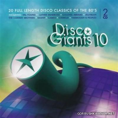 [PTG Records] Disco Giants vol 10 [2013] / 2xCD