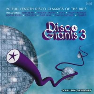 [PTG Records] Disco Giants vol 03 [2013] / 2xCD