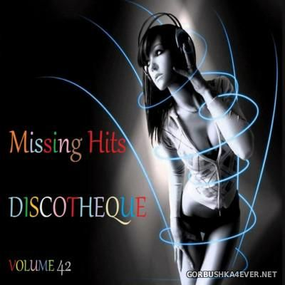 Discotheque Missing Hits vol 42 [2016]