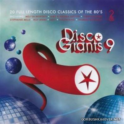 [PTG Records] Disco Giants vol 09 [2013] / 2xCD