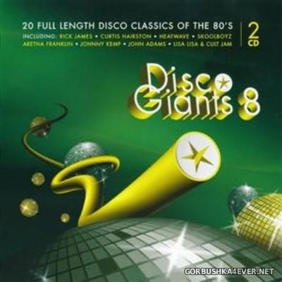 [PTG Records] Disco Giants vol 08 [2013] / 2xCD