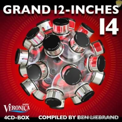 Grand 12-Inches vol 14 [Compiled By Ben Liebrand] / 4xCD