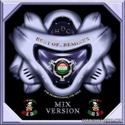 Best Of Remixes vol 105 [2016] Mixed Version