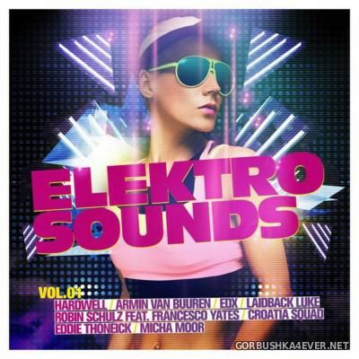 Elektro Sounds vol 1 [2016] / 2xCD