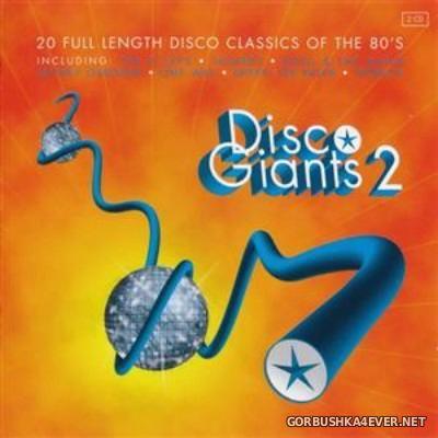 [PTG Records] Disco Giants vol 02 [2013] / 2xCD