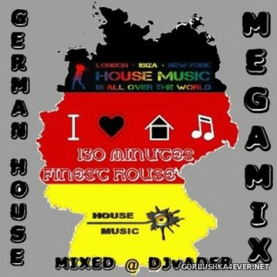 DJ vADER - German Club House Megamix 2016