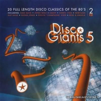 [PTG Records] Disco Giants vol 05 [2013] / 2xCD