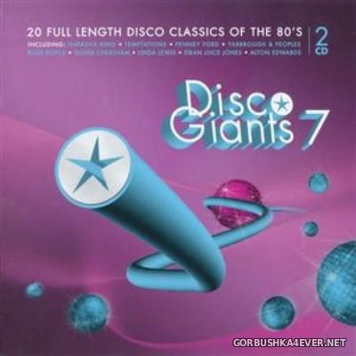[PTG Records] Disco Giants vol 07 [2013] / 2xCD