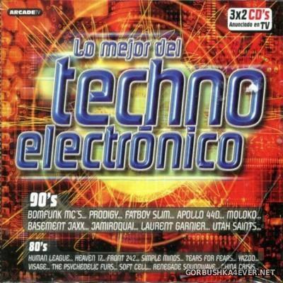 [Arcade] Lo Mejor Del Techno Electronico [2000] / 3xCD