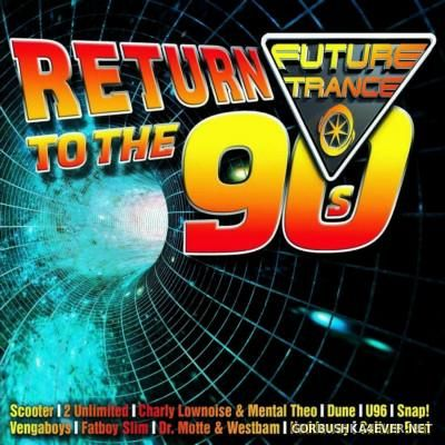 Future Trance - Return To The 90s [2016] / 3xCD