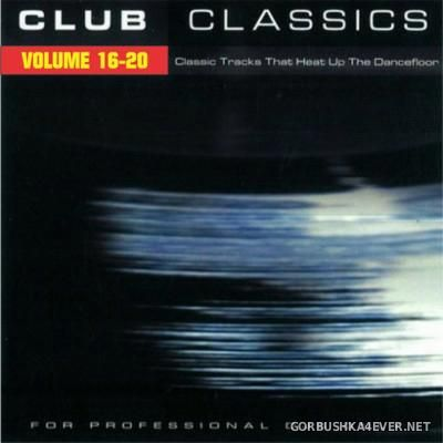 X-Mix Club Classics vol 16 - vol 20