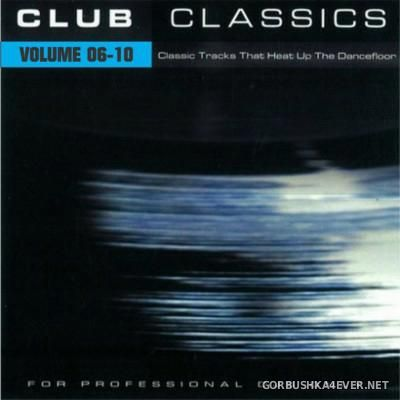 X-Mix Club Classics vol 07 - vol 10