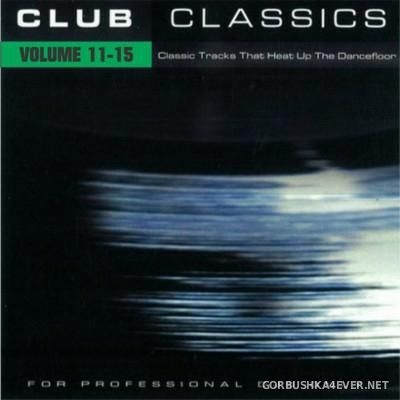 X-Mix Club Classics vol 11 - vol 15