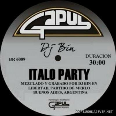 DJ Bin - Italo Party 2016