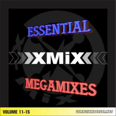 X-Mix Essential Megamixes vol 11 - vol 15