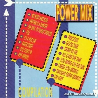 [Discomagic] Power Mix Compilation [1992]