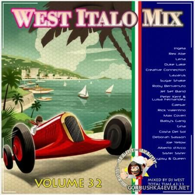 DJ West - West Italo Mix vol 32 [2016]