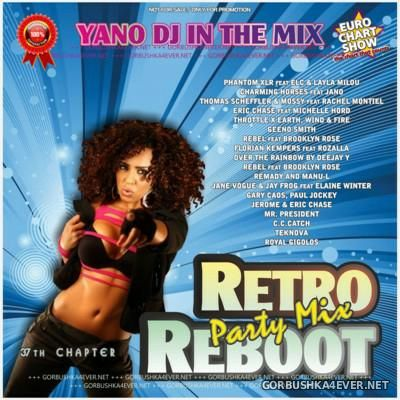 Retro Reboot Party Mix 37 [2016]