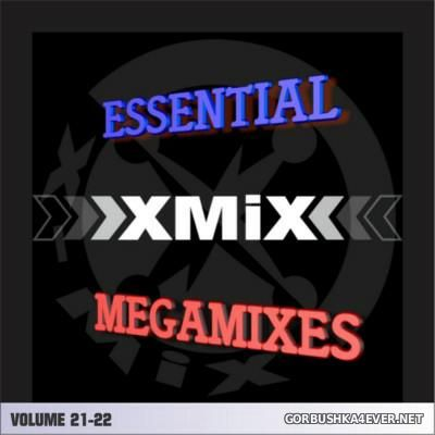 X-Mix Essential Megamixes vol 21 & vol 22