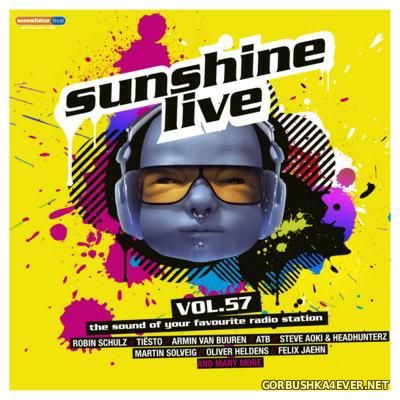 Sunshine Live vol 57 [2016]
