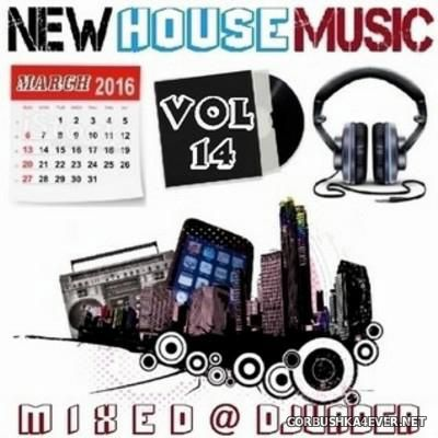 DJ vADER - New Dance & House Trackz (March) [2016] Part 14