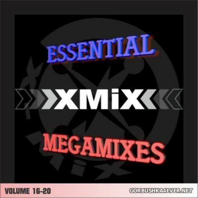 X-Mix Essential Megamixes vol 16 - vol 20