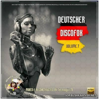 Deutscher Discofox vol 7 [2016] by Technogirl 78