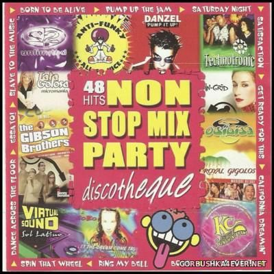Non-Stop Mix Party [2008] 48 Hits Discotheque