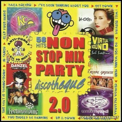 Non-Stop Mix Party [2009] 58 Hits Discotheque 2.0
