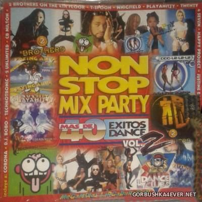 Non-Stop Mix Party vol 2 [1995] Mas de 40 Exitos Dance