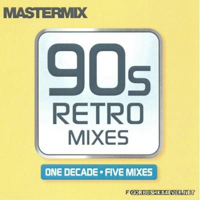 [Mastermix] 90's Retro Mixes 01 [2009]