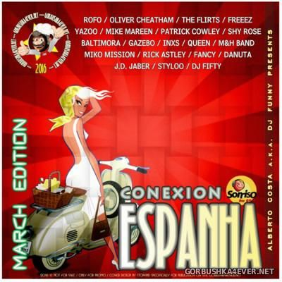 DJ Funny - Conexion Espanha Mix [2016] March Special