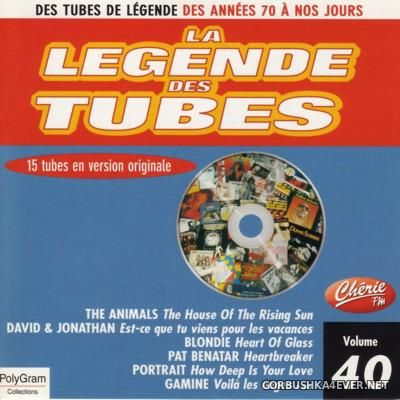 La Legende Des Tubes vol 36 - vol 40