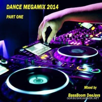 BassBoom DJs - Dance Megamix 2014.1