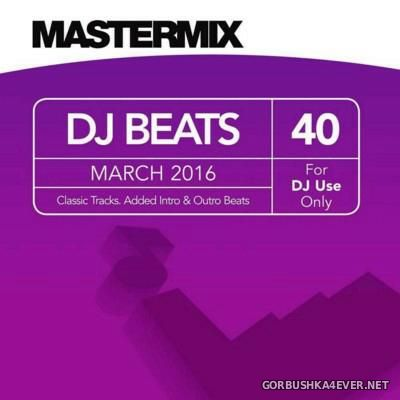[Mastermix] DJ Beats Volume 40