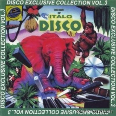DJ Jeep - The Best Of Italo Disco vol 3