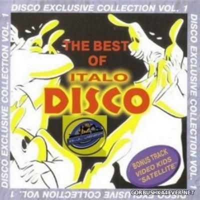 DJ Jeep - The Best Of Italo Disco vol 1