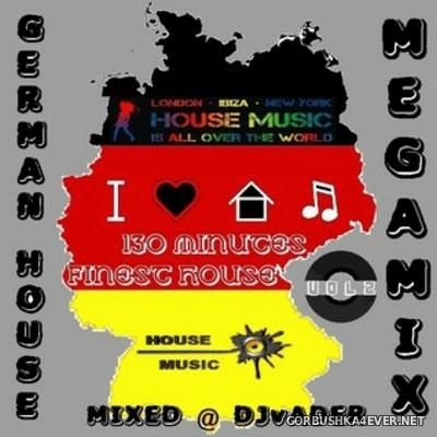 DJ vADER - German Club House Megamix 2016.2